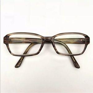 Vera Wang Eyeglass Frames and Case